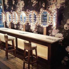 This is how every girls' restroom should look like ;) #elnacionalbarcelona #fancyrestaurant #barcelonagems #girlsbelike #girlystuff #female #travel #beautifuldestinations #beautifulplaces #barcelona #whattosee