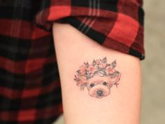 11 sweet (and classy!) dog tattoos to show your pup your undying love