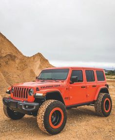 Dirt don't hurt. 📸: @zzchevelle #jeep #itsajeepthing #jeeplove #jeeplife #wrangler #jeepwrangler #jeepporn #jeepfamily #OIIIIIIIO: Dirt… Red Jeep Wrangler, Jeep Rubicon, Jeep Wrangler Unlimited, Jeep Jl, Jeep Truck, Motocross, Cool Jeeps, Jeep Life, Cars And Motorcycles