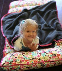diy nap mat/bed roll
