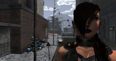 https://flic.kr/p/YezTt2 | When the world breaks.... | maps.secondlife.com/secondlife/Binemust/93/141/903