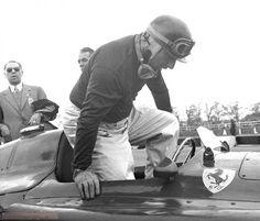 Fangio en D50.