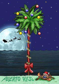 Laminas de navidad en puerto rico