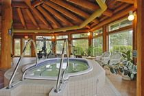The hot tub! - Inn On Long Lake, Nanaimo, Vancouver Island