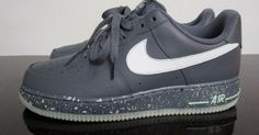 """Nike Air Force 1 Low """"Glow in the Dark"""" 