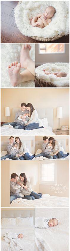 Lifestyle Newborn Photography by Krista Lii   Toronto Newborn Photographer