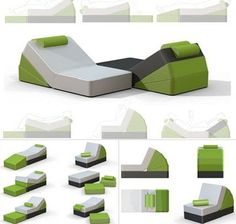 Blog article with list of great modular/ multipurpose furniture