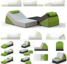Aleph Multi Purpose Furniture By Gyuyub Jo Diy Something