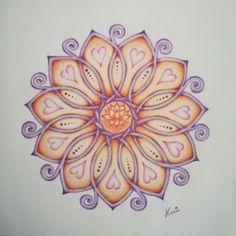 Mandala-ka Inspiratie www.karinvandelangenberg.nl