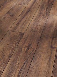 Carpet Call German Laminate from Parador Trendtime 6 range. Oak Cognac Timber look