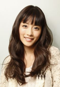 The Best Hair Colors for Asians. this look just about what a shade or two lighter would look like for me