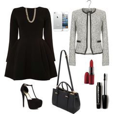 """look"" by princesajessii2 on Polyvore"