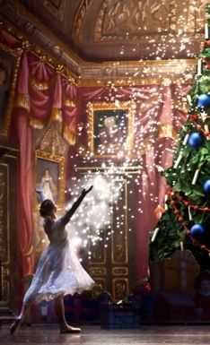The Nutcracker~fell in love with it when I was six. My favorite ballet, Christmas soundtrack, and Christmas decorating inspiration.