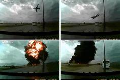 Vídeo de queda de avião foi gravado no Afeganistão, diz site | Gravação flagra momento em que aeronave perde o controle e bate no solo. Segundo site especializado, vídeo é de avião que caiu nesta semana. http://mmanchete.blogspot.com.br/2013/04/video-de-queda-de-aviao-foi-gravado-no.html#.UYBnlbU3uHg