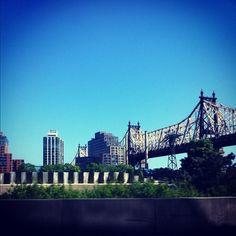 Bridge to Queens #newyork #queens - @kennybuntara- #webstagram