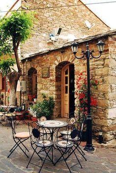Ikaria island, Greece