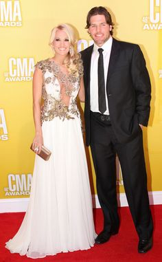 Carrie Underwood & Mike Fisher from Country Music's Cutest Couples