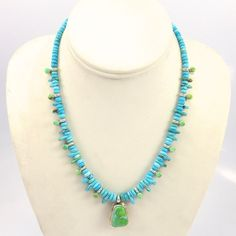 Treasure Necklace with Pendant