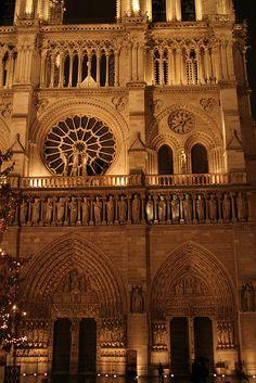 Notre Dame (Paris FR)  http://travideos.es/france/paris/top-videos/notre_dame_y_napoleon_axm_paris_3/j8yhiQrTHSE