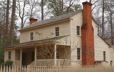 The Tullie Smith House is a small plantation or farm house, built circa 1840 by Robert Smith. It is typical of the usual kind of plantation houses owned by small farmers. The house was located in Dekalb Co., Georgia on 800 acres. The last Smith to occupy the property was Tullie, the great-great-granddaughter of Robert. The house was moved in 1969 to its present site in Atlanta on the grounds of Swan House.