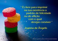 PEGADAASTROLÓGICA POR CLAUDIAVANNINI: Joanna de Angelis