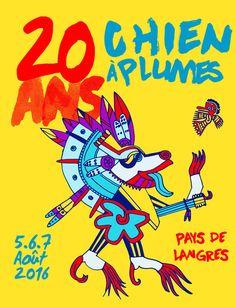 NEWS - 20ème édition du festival @LECHIENAPLUMES