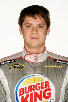 landon cassill 83 | Landon Cassill Landon Cassill, driver of the #83 Burger King Toyota ...