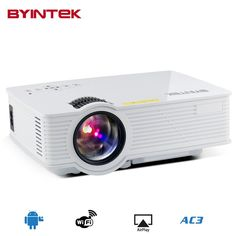 BT140 Android Wifi Mini Full HD 1080P Portable USB Home Theater Pico LCD LED Video Projector Projetor Proyector For Iphone //Price: $0.00//     #storecharger