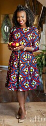 ♥African Fashion by Design
