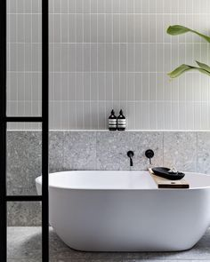 Bathroom Renos, Laundry In Bathroom, Bathroom Renovations, Small Bathroom, Bathroom Subway Tiles, Washroom, Bathroom Design Inspiration, Bathroom Design Luxury, Upstairs Bathrooms