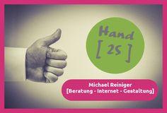 Mittwochs-Übung[2]: Hand [25] – Michael Reiniger [Beratung-Internet-Gestaltung]
