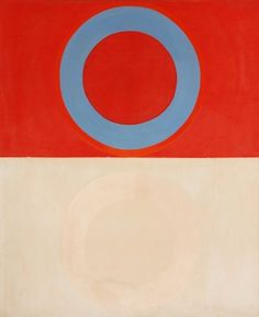 Circle after Image 1959-60 ©The Estate of Michael Kidner