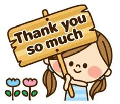 Phrases that cute girls often use. Use them in your normal day-to-day conversations with family and friends. Thank You For Birthday Wishes, Thank You Wishes, Birthday Wishes Quotes, Thank You Messages, Thank You Qoutes, Thank You Quotes Gratitude, Thank You Images, Cute Cartoon Pictures, Cute Cartoon Girl