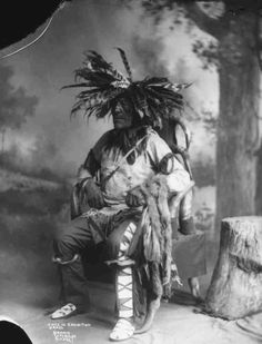 Johnny Bear - Cree - 1905
