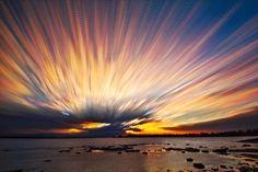 Cloud Beams by Matt Molloy on 500px