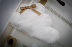 Cadeau de naissance : le mobile nuage #DIY | La Vie De Lilie