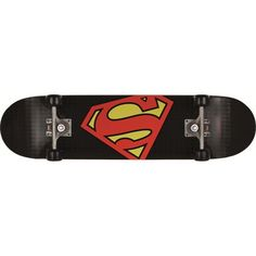 superman skateboards   Home > Skateboard > Skateboards > Skateboard Superman Superlogo