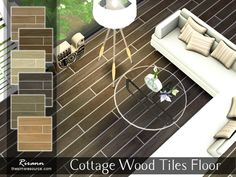 Sims 4 CC's - The Best: Creations by Rirann