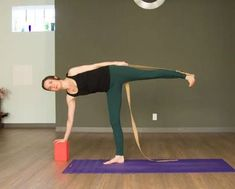 A Strap-Lover's Compendium: Practice for the Legs | Yoga International