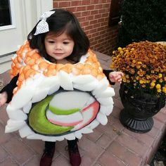 Adorable Sushi Roll