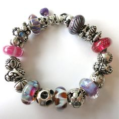 Trollbeads Design Challenge Day17 By Cathy at Tartooful