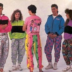 Early 90s Fashion