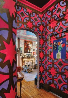 Get a Rare Look Inside the Last Apartments at the Famed Hotel Chelsea - Galerie Bohemian Apartment, Chelsea Hotel, Iron Balcony, Janis Joplin, Big Challenge, Antique Stores, Wall Spaces, Queen Anne, Night Life