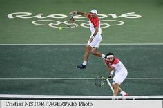 Rio 2016 - Tennis: Mergea and Tecau win silver in men's doubles tournament –… Rafael Nadal, Rio 2016, Tennis Players, Olympic Games, Silver, Money