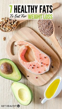 Read on to find out some healthy and delicious options for consuming fat the right way!