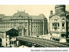HochbahnstationRödingsmarkt, Rödingsmarkt, 20459 Hamburg - Hamburg-Altstadt (1910)