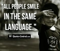 All people smile in the same language... Gizem ❤️