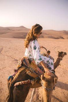 Desert Camping, Morocco  #TravelDestinations