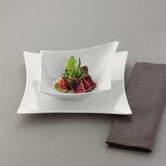 Present your culinary inventions in an extraordinary way; check out Pleasure by #BAUSCHER