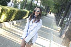 Boyfriend Shirt   BeSugarandSpice - Fashion Blog